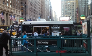 martinson coffee food truck nyc