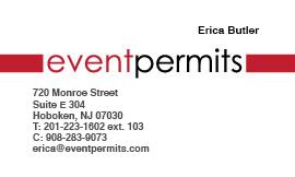 Contact Erica Butler 908-283-9073 ext 103